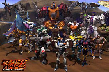 Los Beast Wars regresarán con la última parte de la serie animada Transformers: War for Cybertron de Netflix