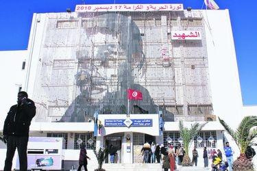 Primavera Árabe: Crece la ira en la ciudad tunecina donde hace 10 años explotó el conflicto