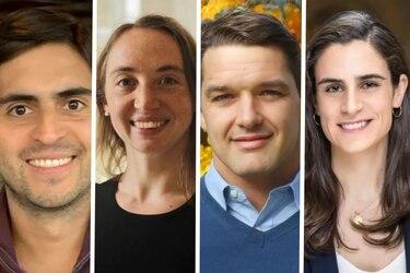 Estrellas: la nueva camada de economistas chilenos top