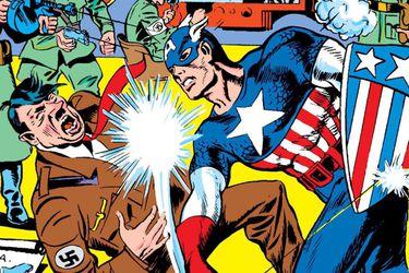 El hijo del co-creador del Capitán América condenó al uso de sus símbolos en el ataque al Capitolio