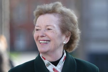 Mary Robinson launches Green Week