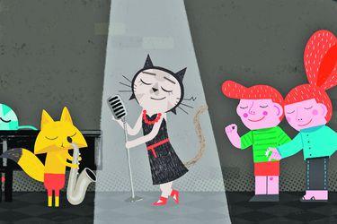 Mazapán empieza a celebrar sus 40 años con serie animada y libro