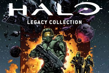 Dark Horse anunció el tomo recopilatorio Halo: Legacy Collection