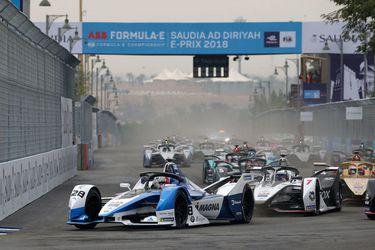 Formula E Santiago ePrix