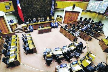 Con fuertes críticas, Senado despachó proyecto proinversión