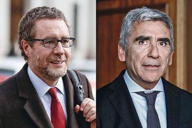 Felipe Irarrázabal y Carlos Peña entre los designados para la conciliación entre el MOP y las autopistas