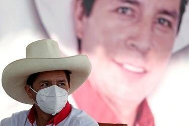 Perú: Pedro Castillo recibe respaldo de excandidata Verónika Mendoza