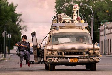 Las primeras impresiones dicen que Ghostbusters: Afterlife sería una buena secuela de las películas originales de Los Cazafantasmas