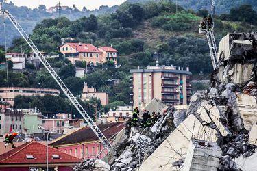 Tragedia en Génova: continúan labores de rescate e inician investigación