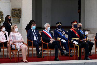 Con guiño a proyecto de resguardo de infraestructura crítica: El discurso de Piñera en la conmemoración del Día de las Glorias del Ejército