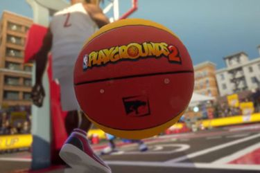 2k Sports publicará NBA Playgrounds 2