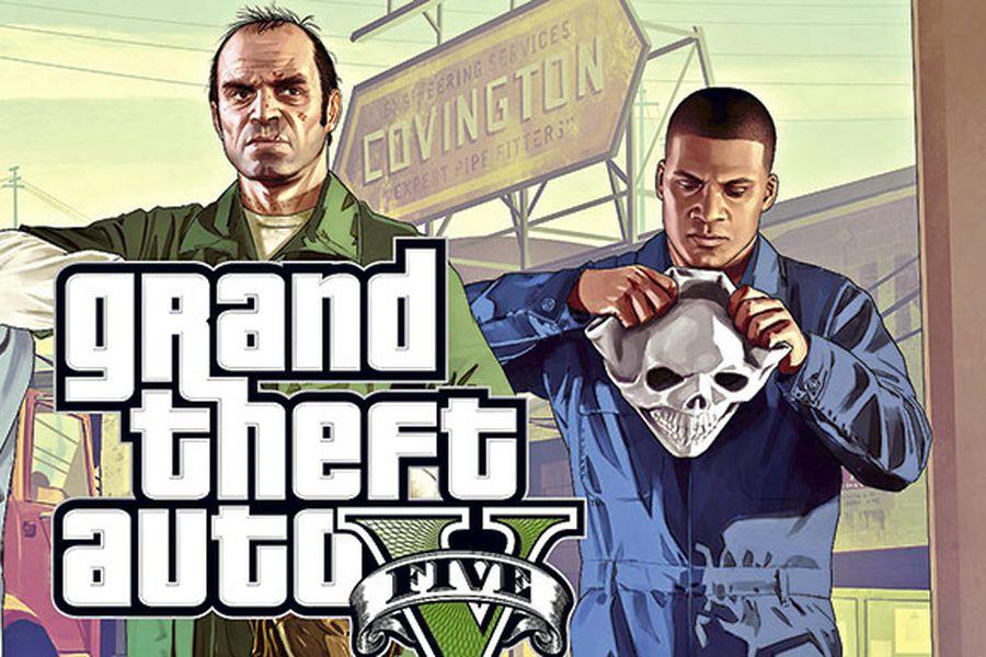 A partir de hoy GTA V estará gratis en la Epic Games Store - La Tercera