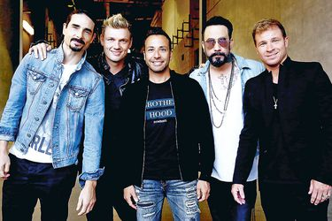 Backstreet Boys nota costosos