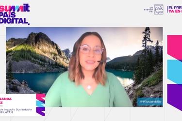 Fernanda Ortiz - Líder de Impacto Sustentable HP LATAM: Tecnología e innovación para un futuro más sustentable