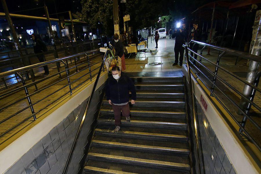 Metro Las Rejas. Accesos expeditos.