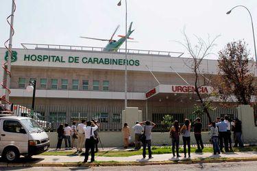 Jefe del hospital de Carabineros: Informe final del ISP afirma que caso de fallecido informado por Cathy Barriga no tenía coronavirus