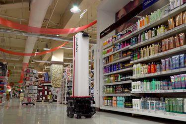 Los robots chilenos para supermercados que conquistan Estados Unidos