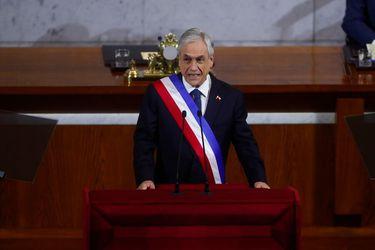 """Reconocimiento de """"errores"""", plan económico, plebiscito y reforma a las pensiones: Los ejes de la cuenta pública del Presidente Sebastián Piñera"""