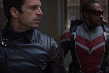 Sam y Bucky remarcan que solo son compañeros de trabajo en un nuevo adelanto de The Falcon and the Winter Soldier