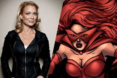 Laurie Holden será Crimson Countess en la tercera temporada de The Boys