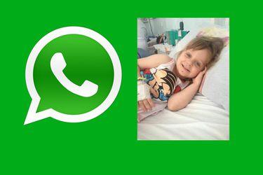 Las falsas cadenas de WhatsApp que prometen donar dinero por compartir una imagen