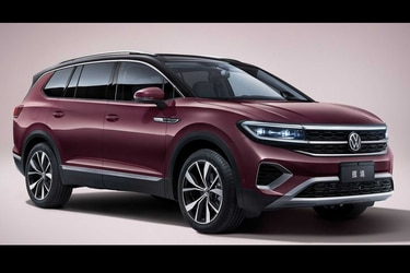 Volkswagen Talagon, el nuevo SUV que hace ver chico al Atlas