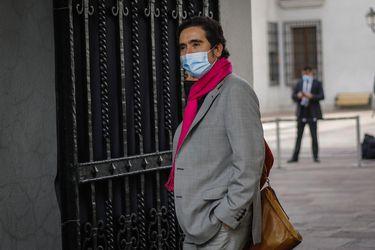 Ministro Briones dio negativo a test de coronavirus y retomará sus funciones mañana