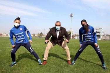 """Milad y el retorno del fútbol: """"Estamos próximos, pero faltan algunos detalles"""""""