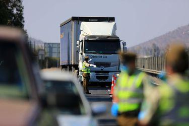 """Confederación de camioneros insiste: """"Estamos esperando la respuesta del gobierno, los temas son de máxima gravedad"""""""