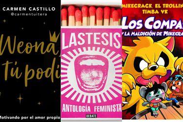 Feminismo, infantiles, poesía y música: los libros más solicitados en cuarentena (y cómo la han enfrentado las editoriales)
