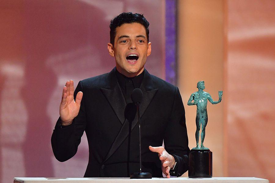 Premios SAG Rami Malek