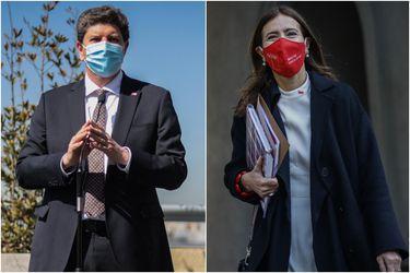 Ad portas de votación en sala: Oposición en picada contra ministros Cerda y Schmidt por retiros del 10% y gobierno defiende al titular de Hacienda