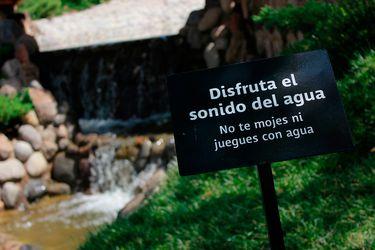 Jardín Japonés en Santiago presenta su nueva señalética y entrega recomendaciones a visitantes