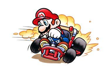 La inteligencia artificial que está aprendiendo a jugar Super Mario Kart
