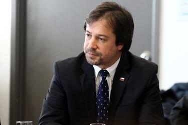 Subsecretario de Obras Públicas encabezó reunión en el Aeropuerto Arturo Merino Benitez