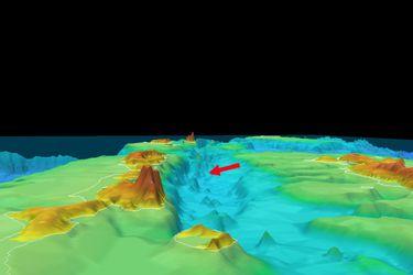 Sernageomin alerta sobre sismicidad en el volcán submarino Orca en la Antártica