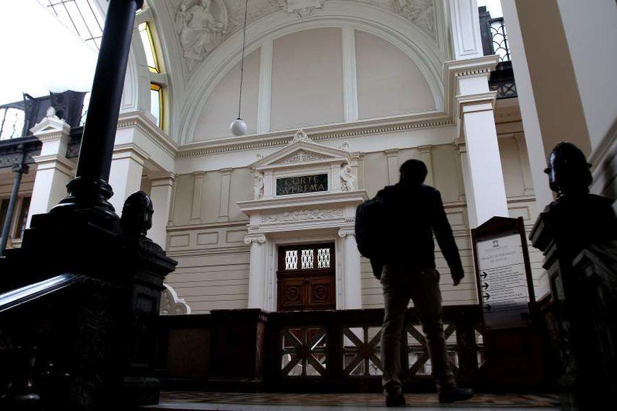 Tribunales Corte Suprema