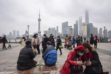 PIB de China creció 18,3% en el primer trimestre impulsado por el consumo