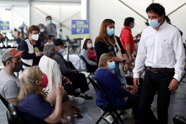 Vacunación: La inesperada vitrina de las campañas electorales