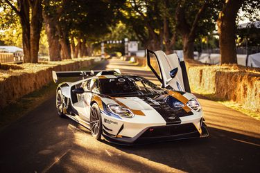 Ford GT MKII.Goodwood, England2nd July 2019Photo: Drew Gibson