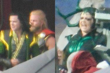 Matt Damon y Melissa McCarthy aparecen como Loki y Hela en la obra asgardiana de Thor: Love and Thunder