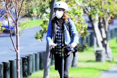 Distanciamiento y temor a contagio podría traer un aumento de ciclovías en Chile