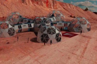 Así será el simulador de vida en Marte que se construirá en Argentina