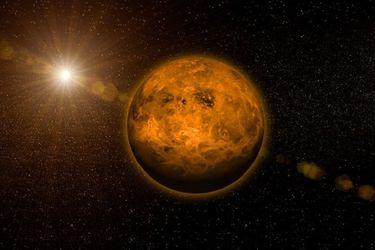 ¿Un E.T. microscópico en Venus?