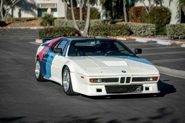 A remate este exclusivo BMW M1 que perteneció a Paul Walker
