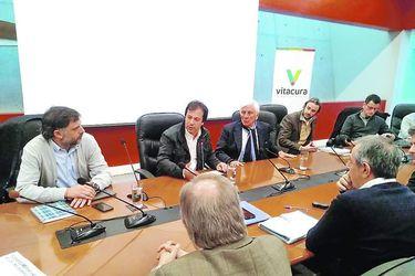Gobierno busca acercarse a vecinos de Vitacura por proyecto Américo Vespucio Oriente I
