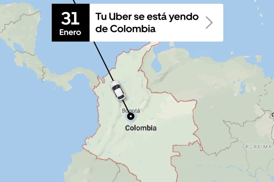 colombia uber