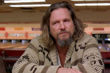 Jeff Bridges tantea novedades como The Dude de El gran Lebowski