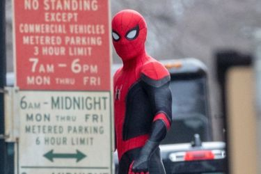 Fotos y videos del set nos ofrecen un acercamiento a Spider-Man 3