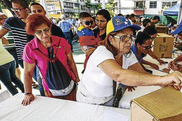 referendo venezuela